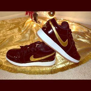 Nike Air Jordan 1 Low Patten Leather